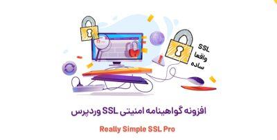 افزونه گواهینامه امنیتی SSL وردپرس Really Simple SSL Pro
