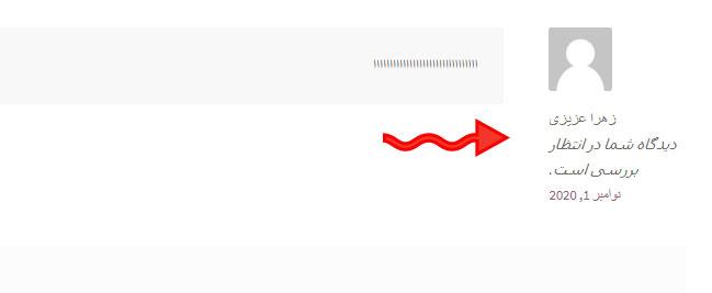 تنظیمات کامنت ها در وردپرس